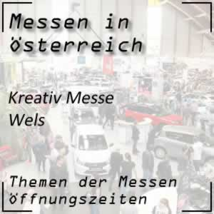 (Apr 20) Kreativ Messe Wels