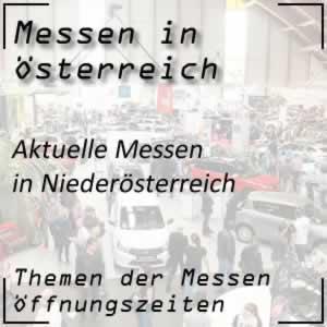 Messen Niederösterreich