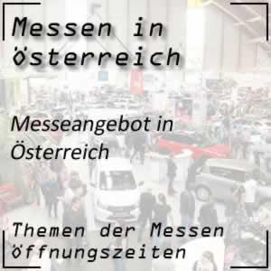 Messen in Österreich