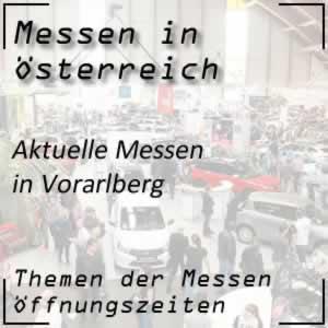 Messen in Vorarlberg