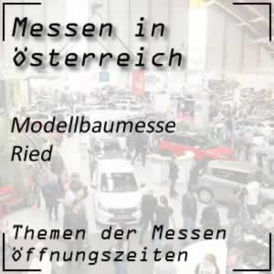 Modellbaumesse Ried