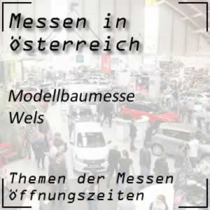 Modellbaumesse Wels