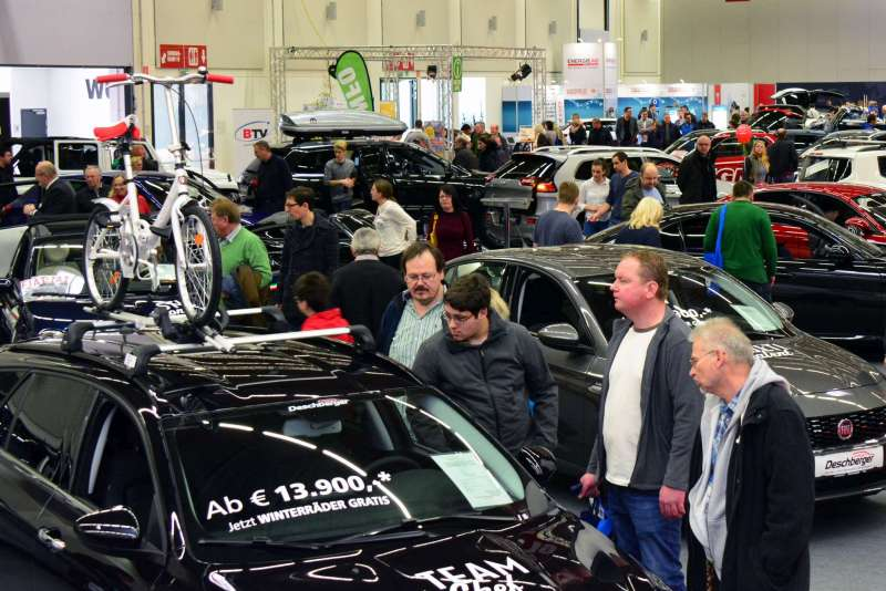Automesse in Ried