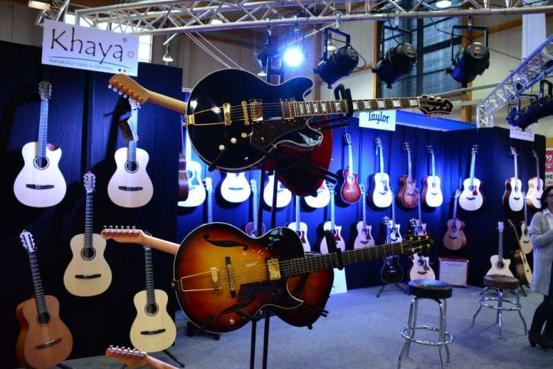 Musikmesse Music Austria in Ried