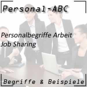 Job Sharing oder Arbeitsplatzteilung
