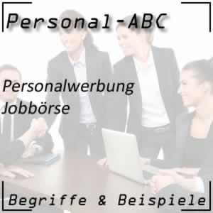Jobbörse für die Personalsuche