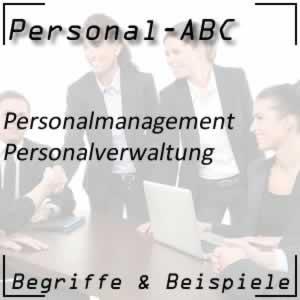 Personalverwaltung