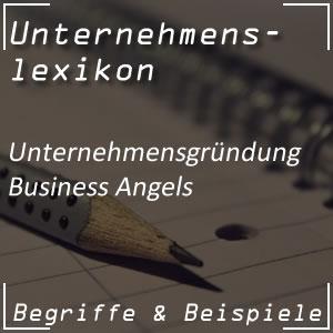 Business Angels für Unternehmensunterstützung