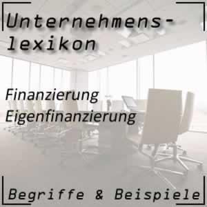 Eigenfinanzierung im Unternehmen