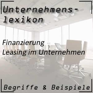 Leasing im Unternehmen