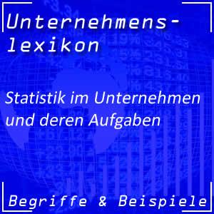 Statistik im Unternehmen