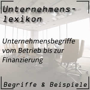 Unternehmenslexikon