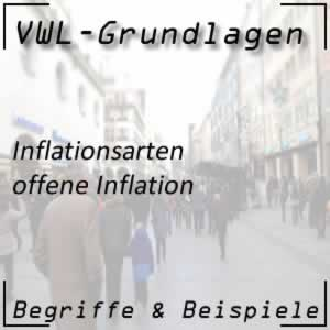 Offene Inflation