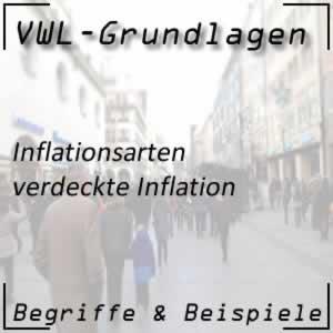 Verdeckte Inflation