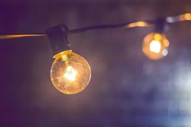 LED-Beleuchtung Glühbirne