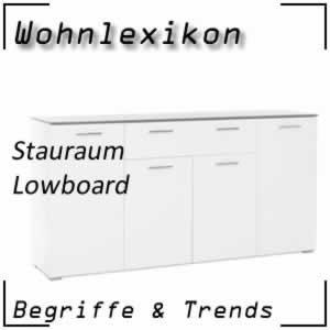 Wohnen Lowboard