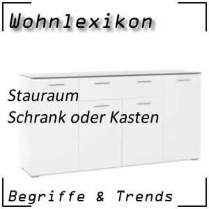 Wohnen Schrank