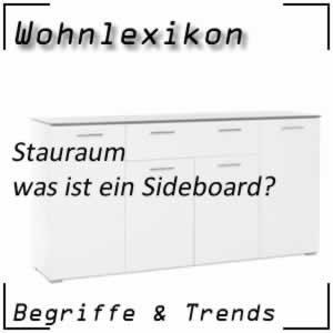 Wohnen Sideboard